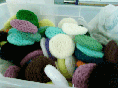 Box of Scrubbies
